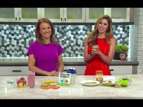 Back to School Nutrition for College Students