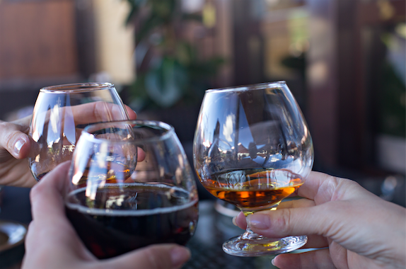 Should you avoid alcohol to improve your health?